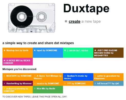 Duxtape on June 12th, 2019
